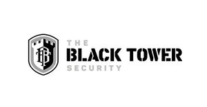 The Black Tower Security Logo